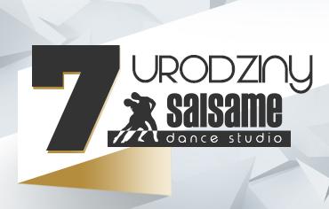 7 Urodziny SALSAme Dance Studio | 18 -19.11.2017 Lublin