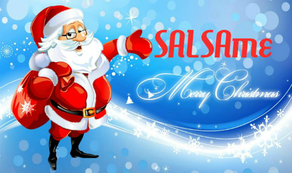 Przerwa świąteczna w SALSAme 2017
