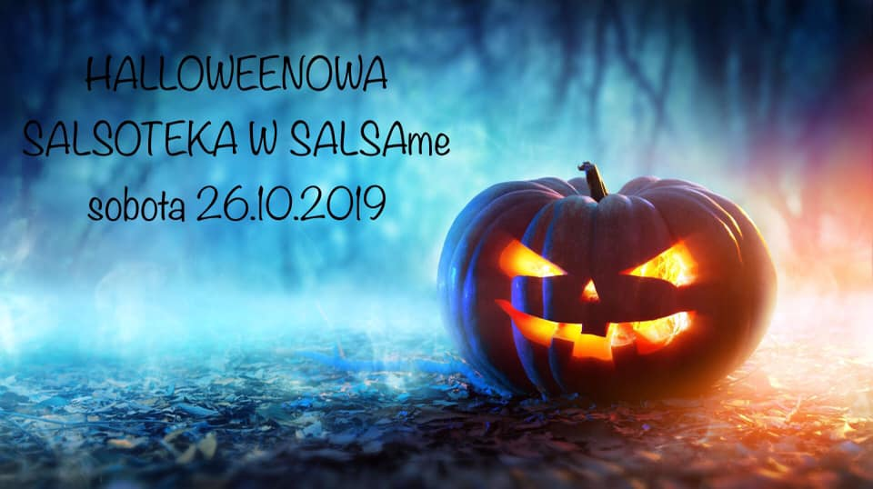 Halloween party w SALSAme 26.10.2019